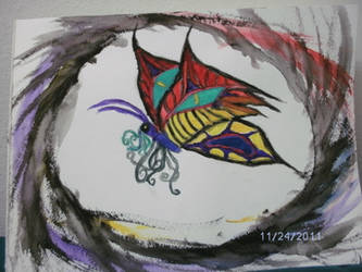 Chaos Butterfly