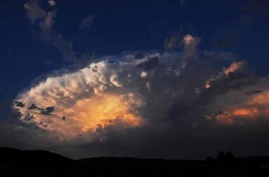 Epic Storm Clouds