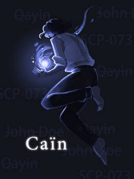 SCP - 073 : Cain