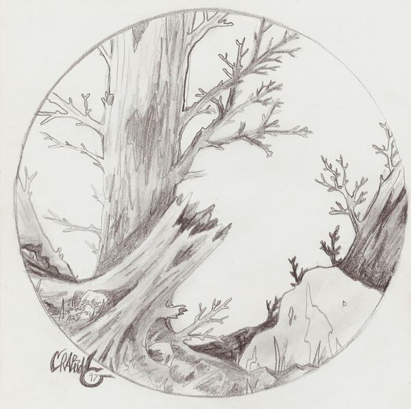 Simply Nature Pencil By CReevesABudd On DeviantArt