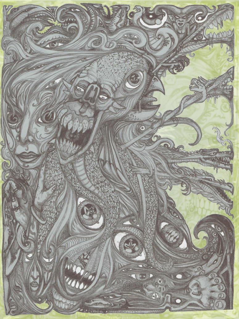 Acidic Wash by CReevesABudd