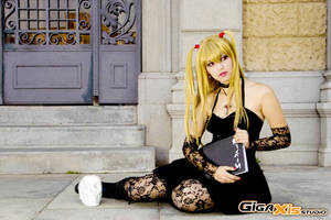 Amane Misa - Death Note by JuTsukinoOfficial