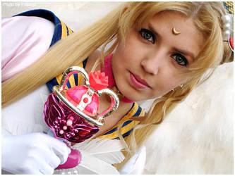 Eternal Sailor Moon by JuTsukinoOfficial