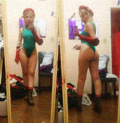 Cammy is comming
