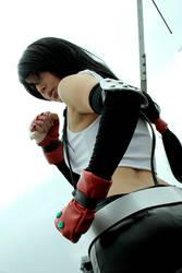 Tifa Lockhart by JuTsukinoOfficial