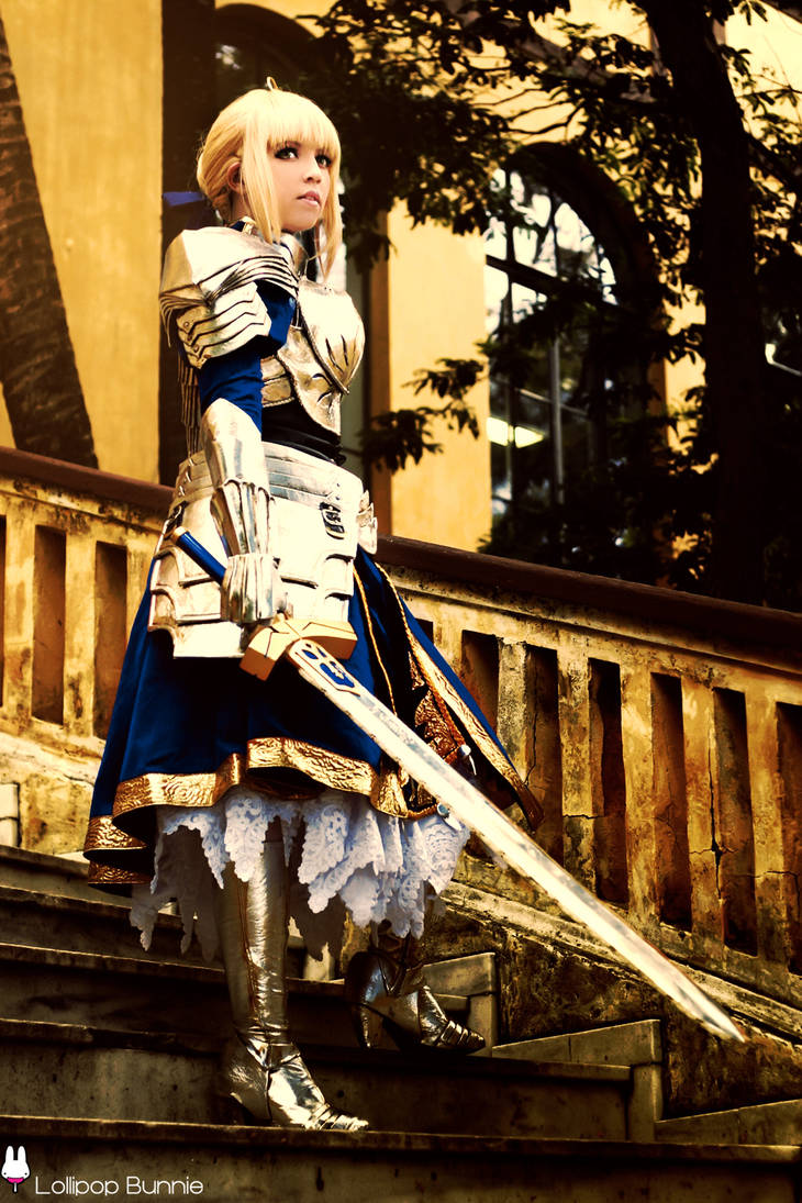 Saber from Fate Stay Night