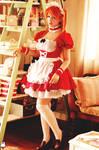 Asuka Langley - maid version