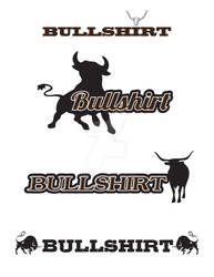 Bullshirt Logo Design