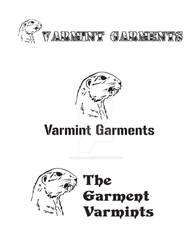 Varmint Garments Logo Design