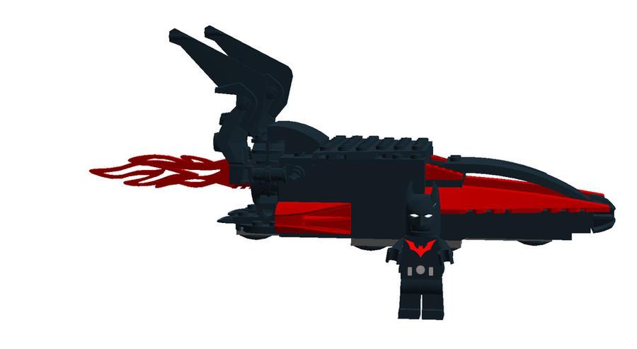 Batman Beyond Lego Sets LEGO Batman Beyond Bat...