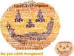 I love Pumpkins by de-Mote
