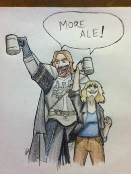The Skipper-More ale!!