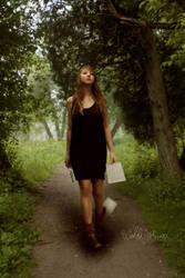 Walk Away by NessaPalmer