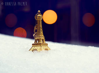 Lights in Paris by NessaPalmer