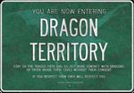 Dragon territory board