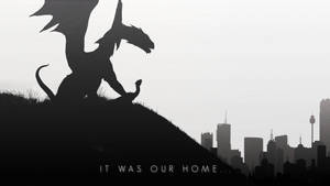 The dragon's home (story in description)