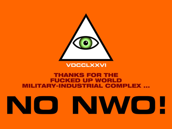 No NWO 01 by Pencilshade