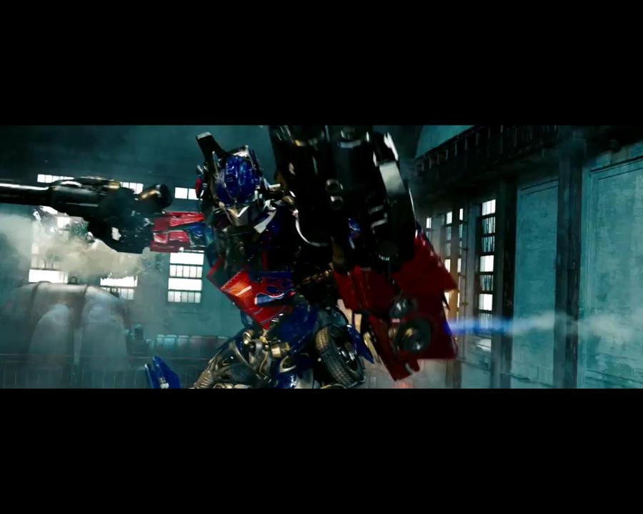 Badass Optimus Prime 1 of 3 by Pencilshade