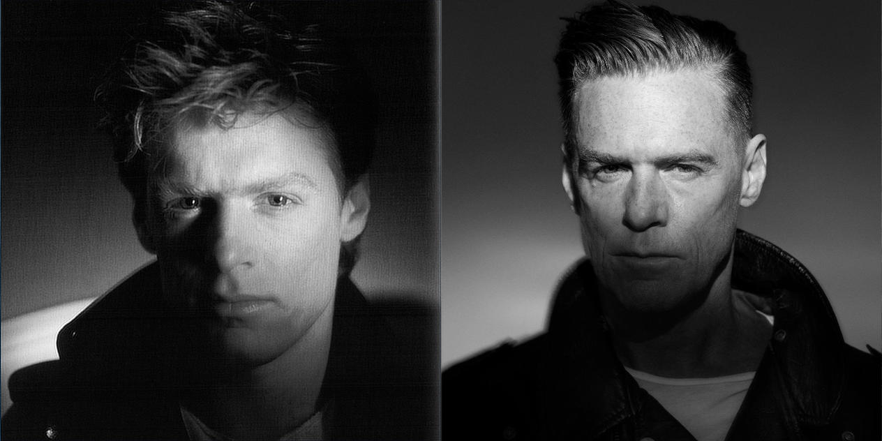 Bryan Adams 30 years later 1984-2014 by Pencilshade