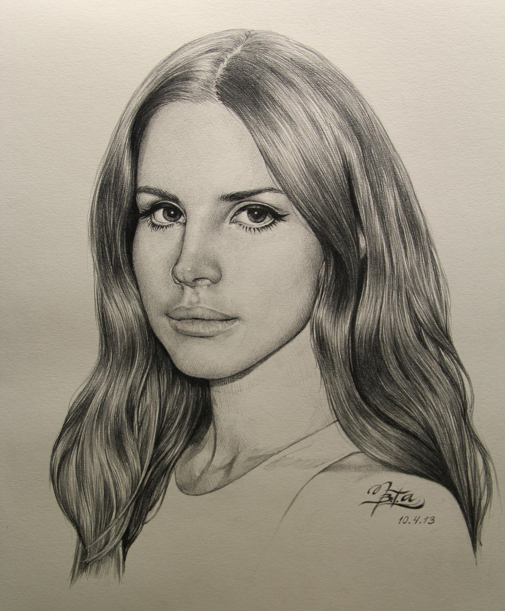 Lana Del Rey by chingybta on DeviantArt