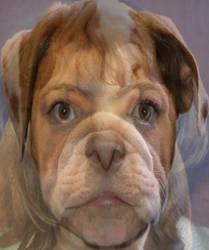 Dog girl