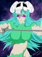 Nelliel (Colored) by ChAoTiC-Flames