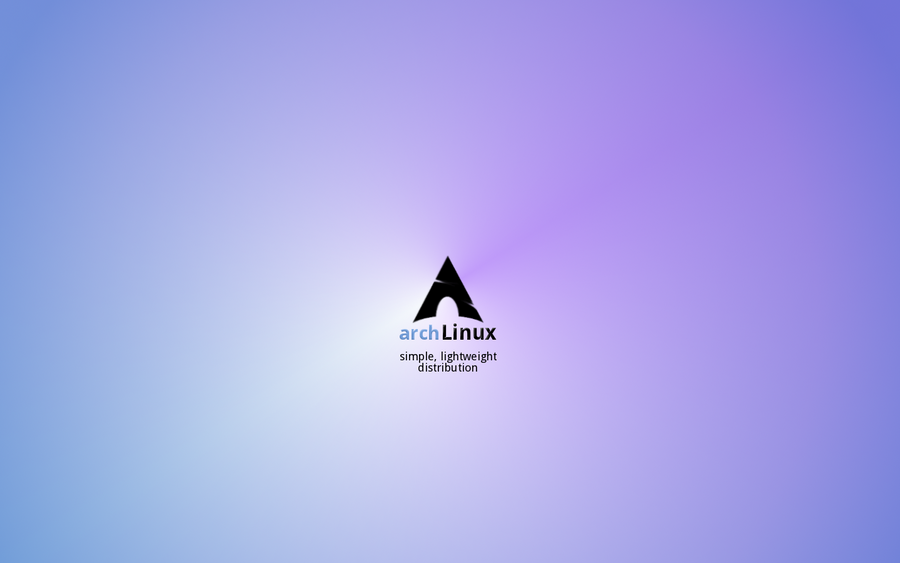 Aur Arch Linux Wallpaper By Kant O