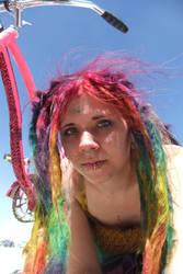 Burningman2011 Portrait by i3lackcatMau