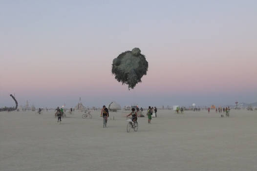 Burningman 2011 Meteor