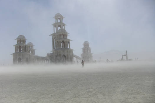 Temple Dusty