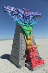 Rainbow Totem