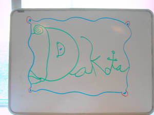 Dakota Sign.