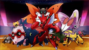 Bugs Unleashed! by brignan