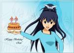 Ganaha's Cake for Haru