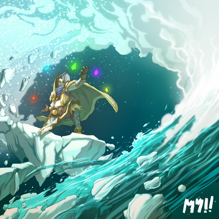 cycle de l'eau by MoonYeah