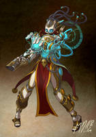 Eredan ARENA : Volturia 01 by MoonYeah