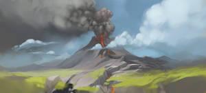 WIP - Volcano