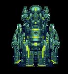 Pioneer - Blight Battlecruiser