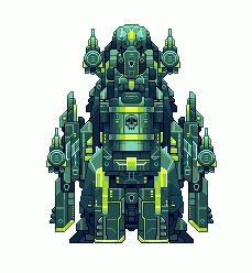 Pioneer - Blight Battlecruiser by Shadowwwolf