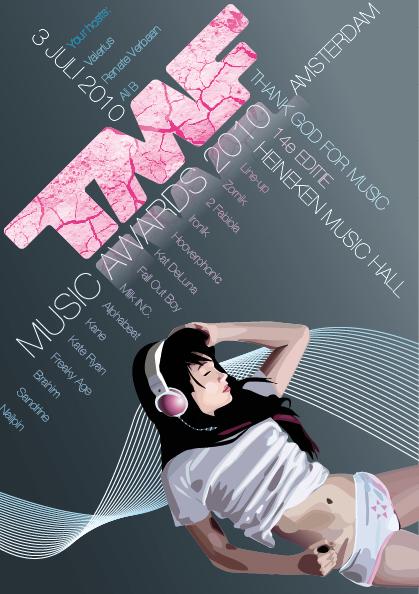 TMF Flyer by Shadowwwolf