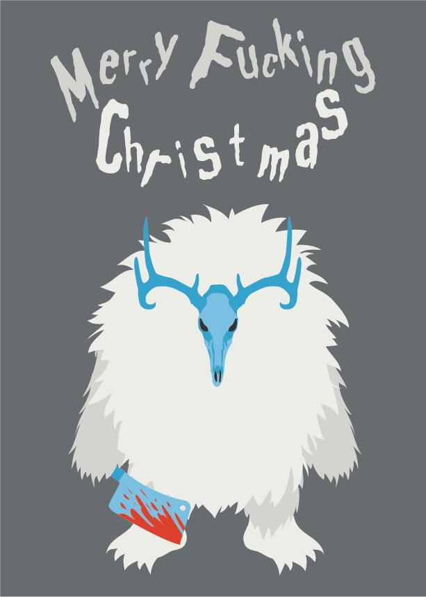 Merry Fucking Christmas by Shadowwwolf