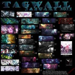 Tagwall Enero 2011