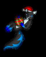 Merry Cristmas! by BluekyWolfie