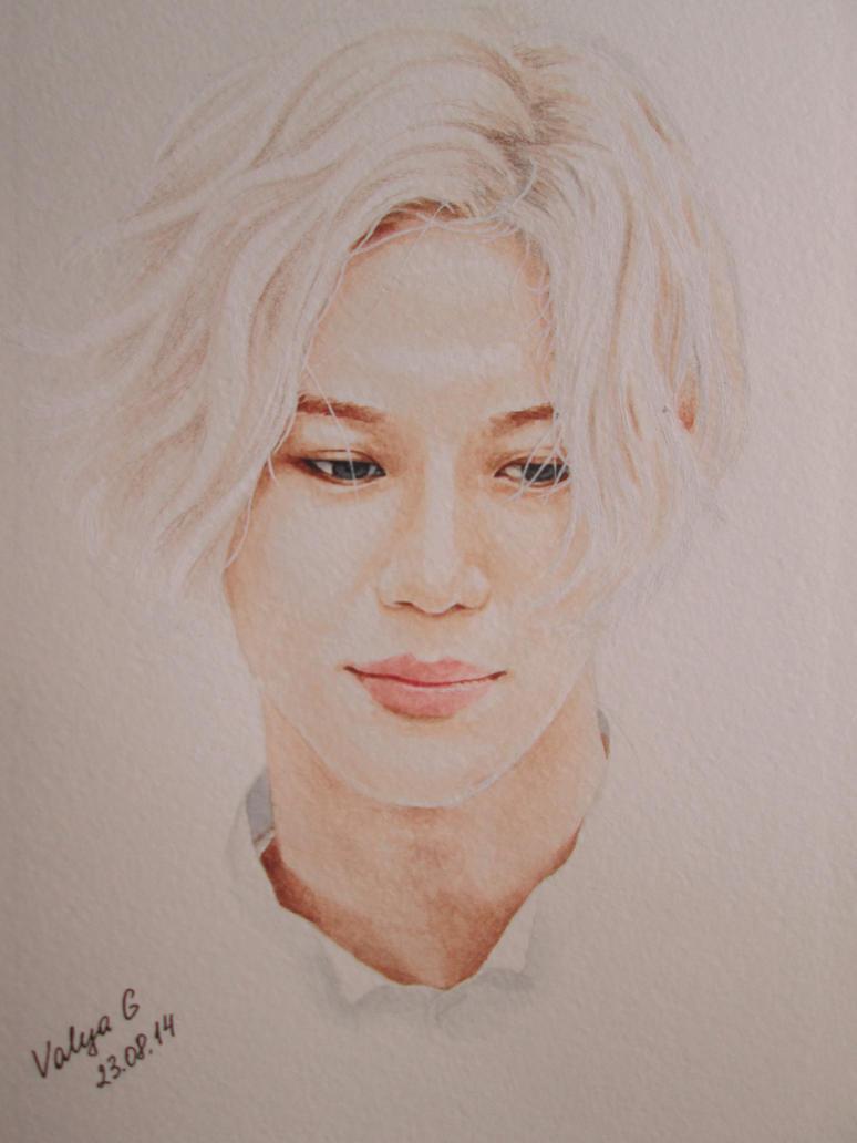 Taemin by ValyaG