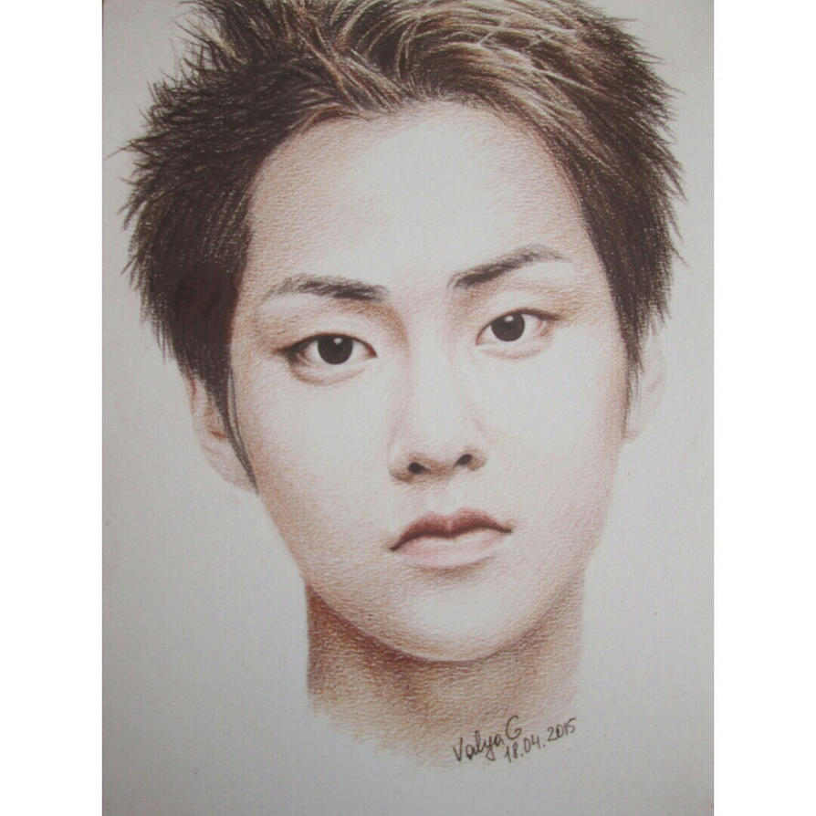 MinSeok by ValyaG