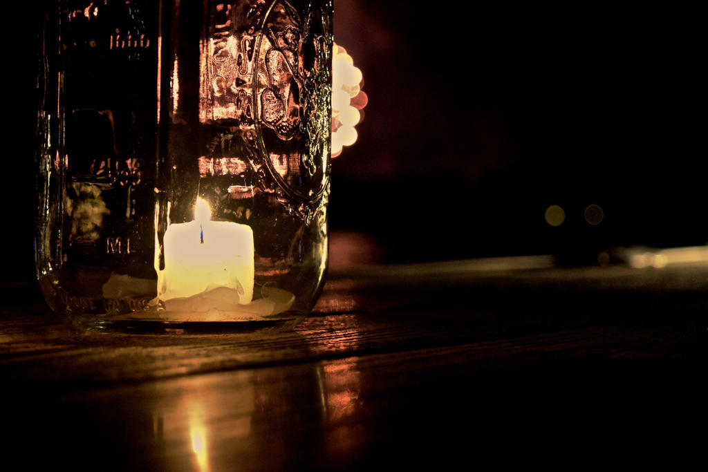 One Candle by Carolineborder