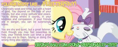 my pony personality by elijarman