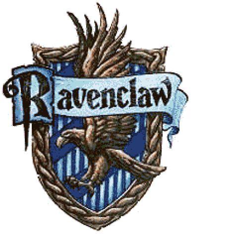 Ravenclaw House Crest Cross Stitch Pattern by mca2008Ravenclaw House Crest