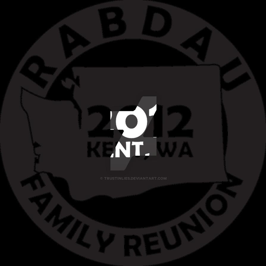 Family Reunion Logo By Trustinlies On Deviantart