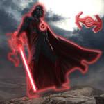 Red Lantern: Darth Vader